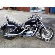 Мотоцикл Honda Shadow 1100 2001г.